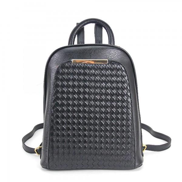 Rucsac Dama 018 Black (F02) Fashion 018 BLACK Fashion