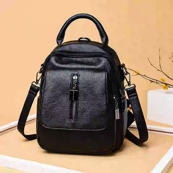 Rucsac Dama 168 Black (---) Fashion 168 BLACK Fashion