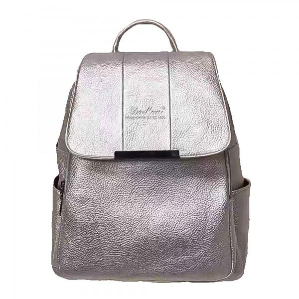 Rucsac Dama 568 Silver (F02) Fashion 568 SILVER Fashion