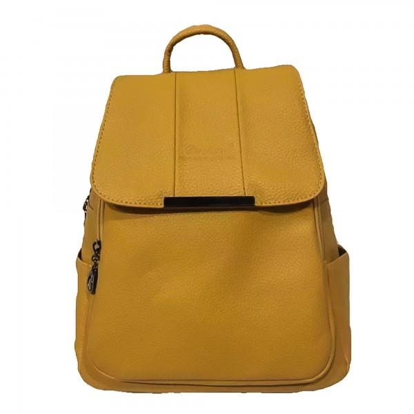 Rucsac Dama 568 Yellow (F02) Fashion 568 YELLOW Fashion