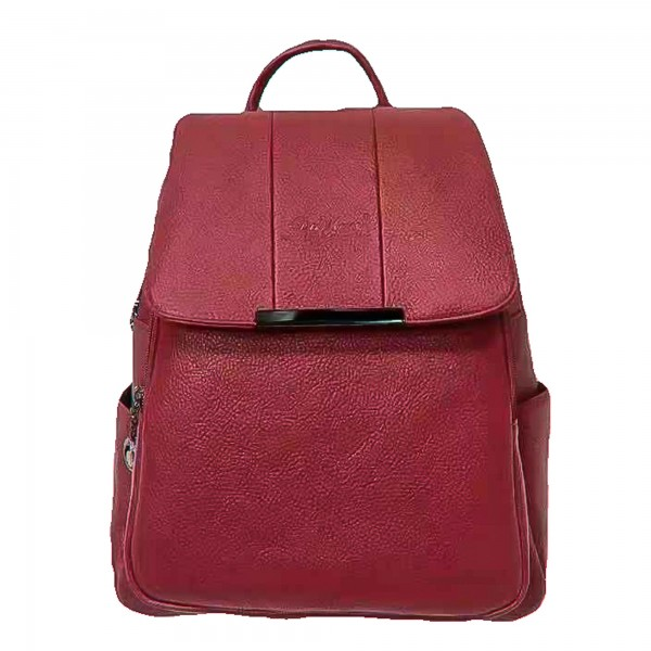 Rucsac Dama 568 Red (F02) Fashion 568 RED Fashion