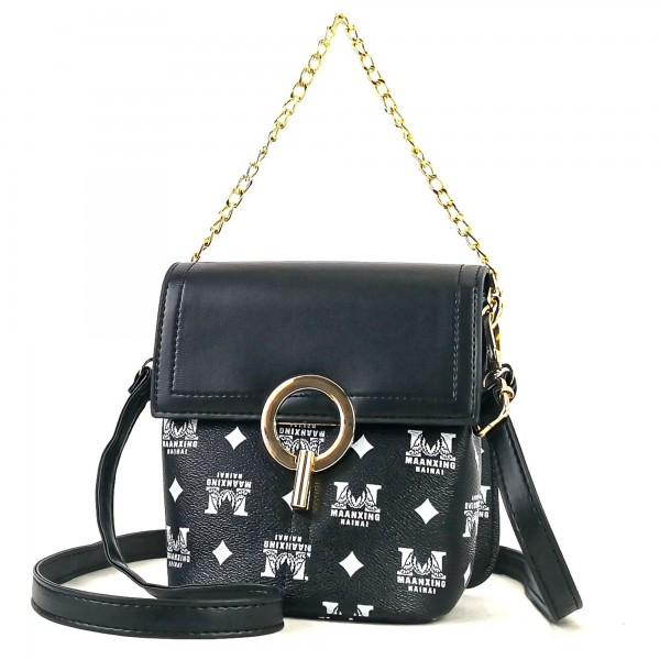Poseta Dama 803 Black (F07) Fashion 803 BLACK Fashion
