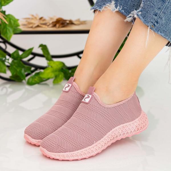 Pantofi Sport Dama X2919 Pink Se7en