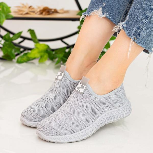Pantofi Sport Dama X2919 Grey Se7en