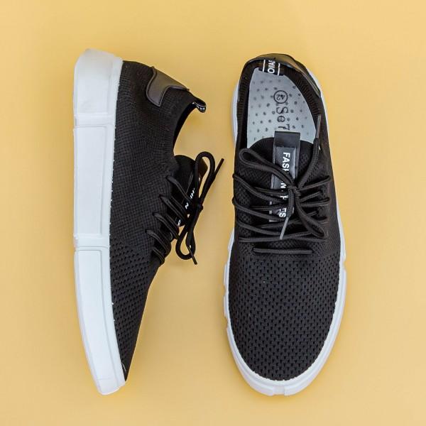 Pantofi Sport Barbati Q2 Black Mei