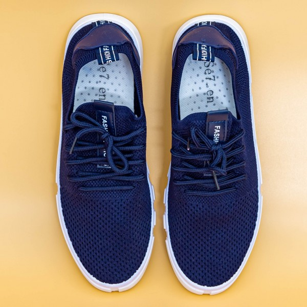 Pantofi Sport Barbati Q2 Dark Blue Mei