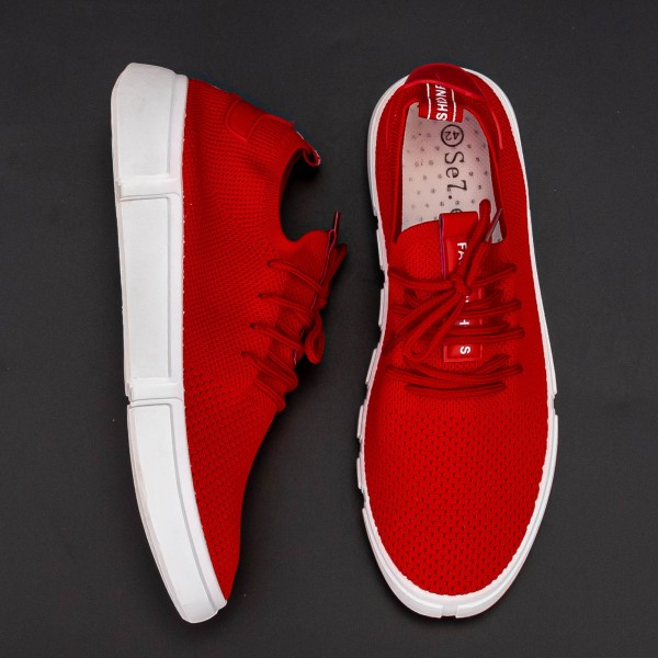 Pantofi Sport Barbati Q2 Red Mei