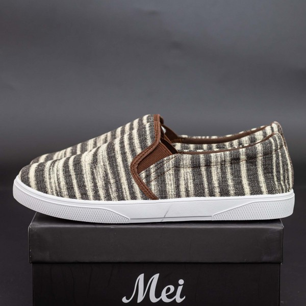 Espadrile Barbati H708 Brown Fashion