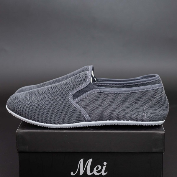 Espadrile Barbati H12 Grey Fashion