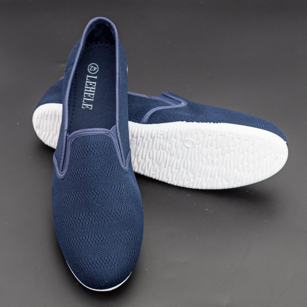 Espadrile Barbati H12 Navy Fashion