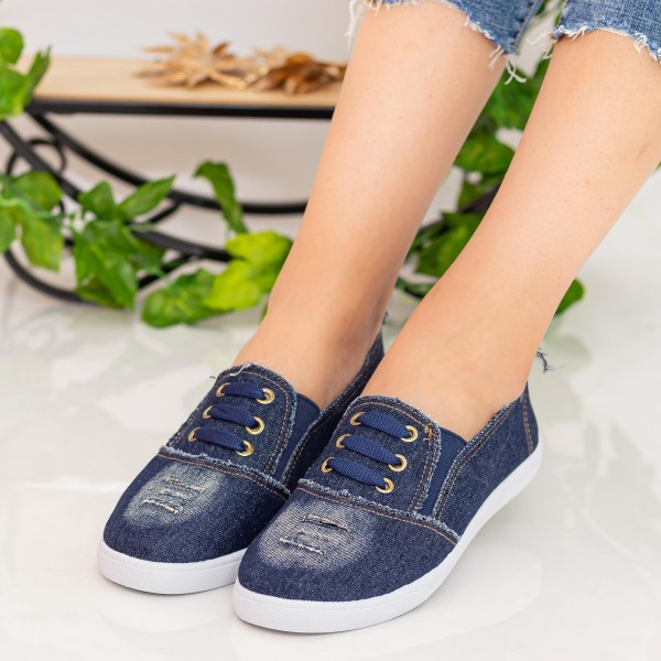 Tenisi Dama H888 Navy Fashion