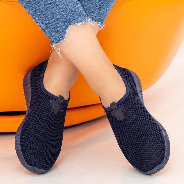 Pantofi Sport Dama W5 Navy Fashion