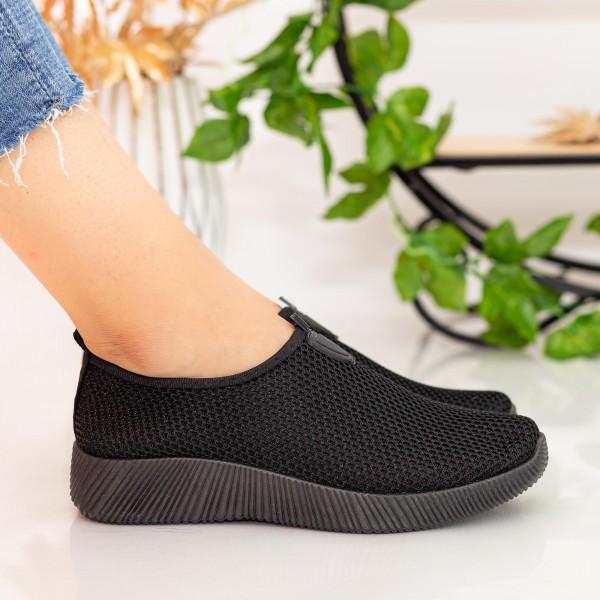 Pantofi Sport Dama W5 Black Fashion