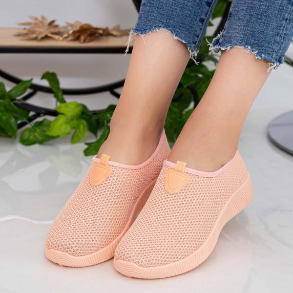 Pantofi Sport Dama W5 Pink Fashion