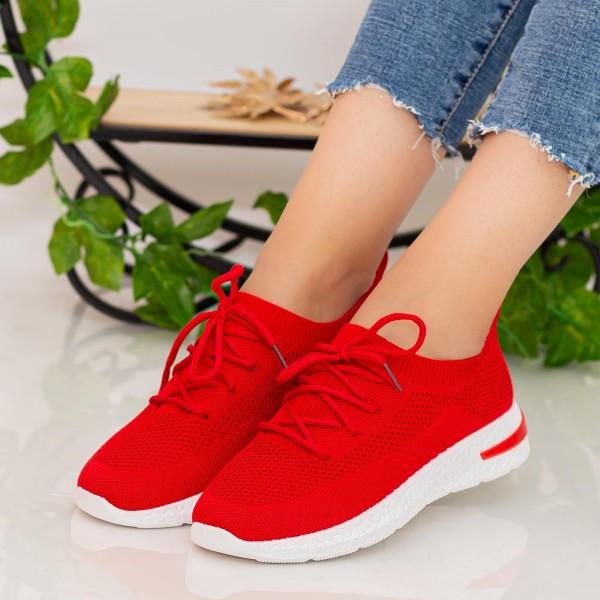 Pantofi Sport Dama KDN1A Red Mei