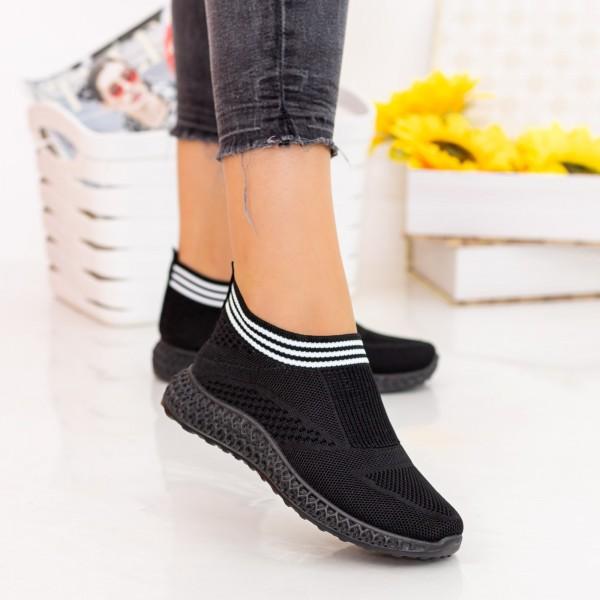 Pantofi Sport Dama X2920 Black Se7en