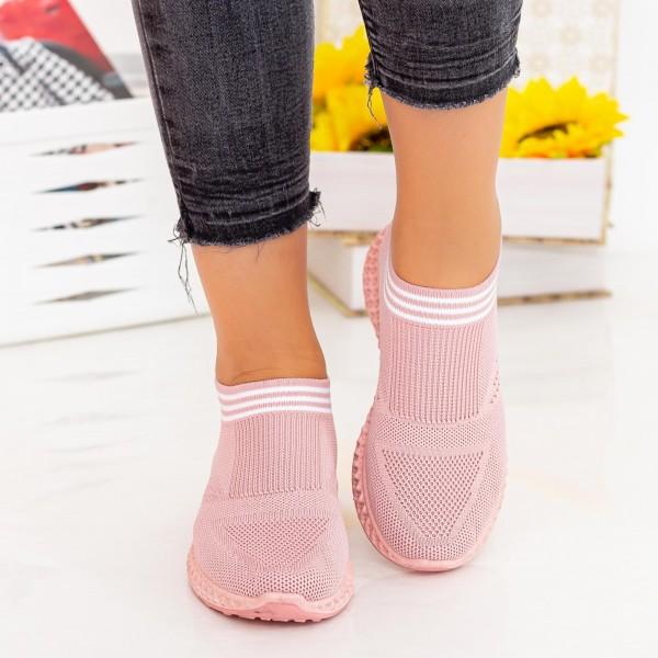 Pantofi Sport Dama X2920 Pink Se7en