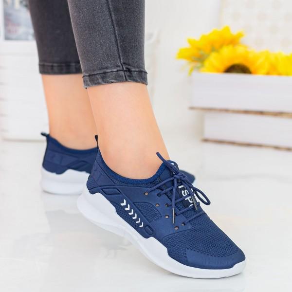 Pantofi Sport Dama E230 Navy Fashion