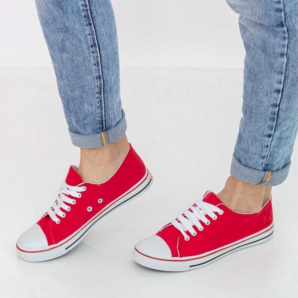 Tenisi Barbati C04 Red Fashion