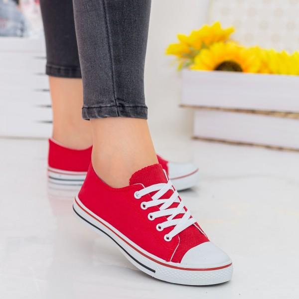 Tenisi Dama B04 Red Fashion