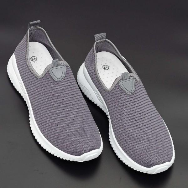 Pantofi Sport Barbati 23-7 Grey Se7en