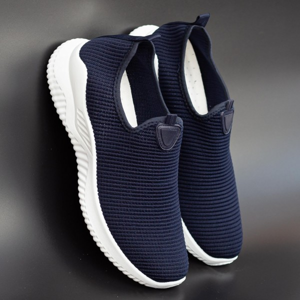 Pantofi Sport Barbati 23-7 Navy Se7en