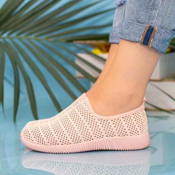 Pantofi Sport Dama SJ1971-6 Pink Mao