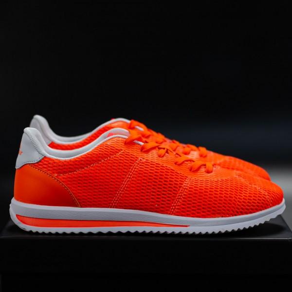 Pantofi Sport Barbati A70-5 Fluorescent Red Panter
