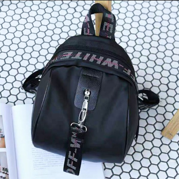 Rucsac Dama 6807 Black (---) Fashion 6807 BLACK Fashion