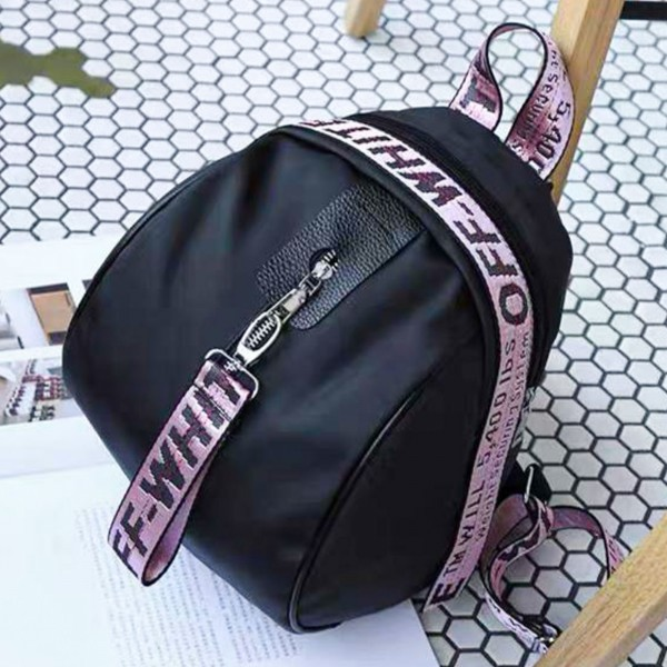Rucsac Dama 6807 Black-Pink (---) Fashion 6807 BLACK-PINK Fashion