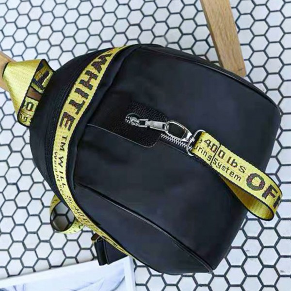 Rucsac Dama 6807 Black-Yellow (---) Fashion 6807 BLACK-YELLOW Fashion