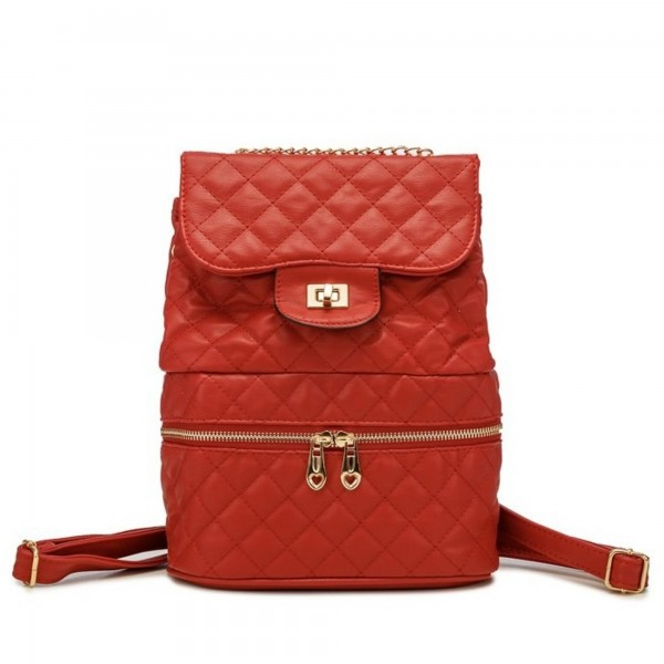 Rucsac Dama 051 Red (---) Fashion 051 RED Fashion