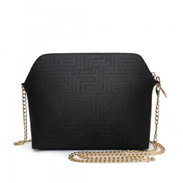 Poseta Dama 1762 Black (---) Fashion 1762 BLACK Fashion