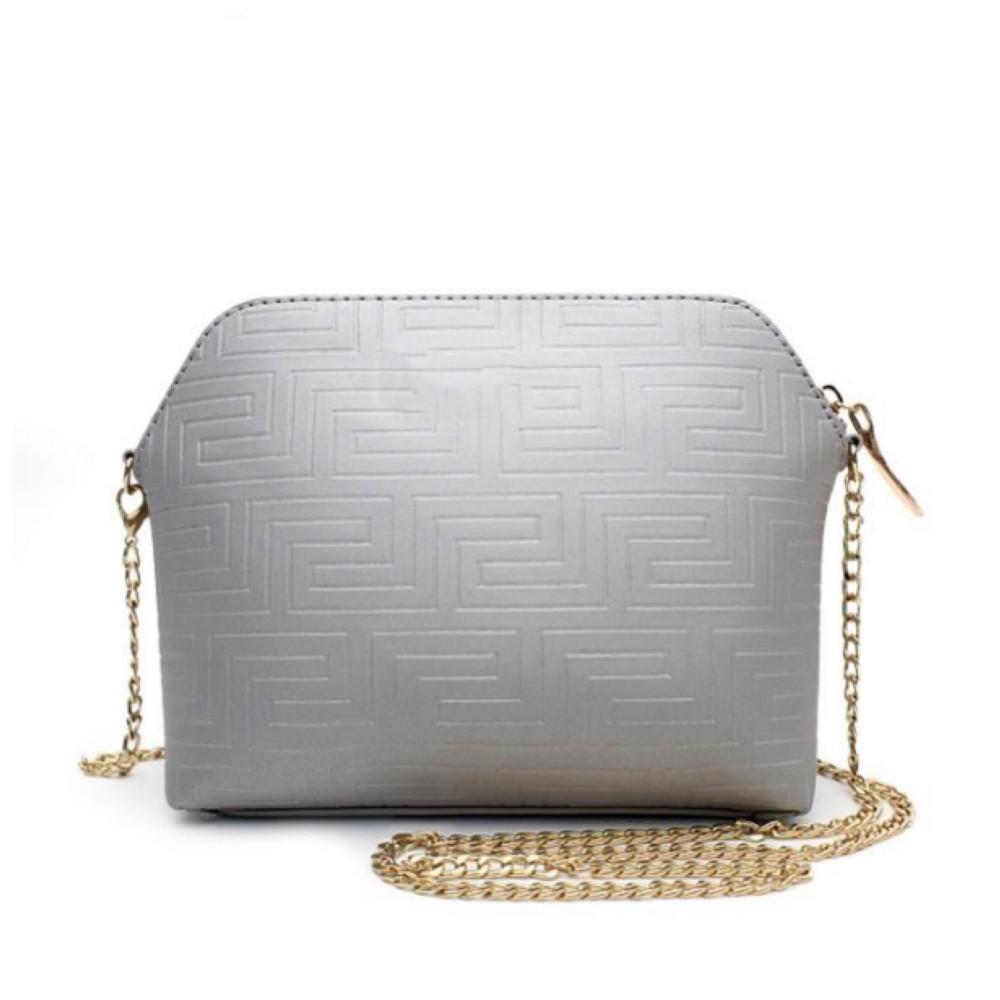 Poseta Dama 1762 Grey (---) Fashion 1762 GREY Fashion