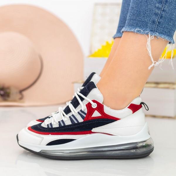 Pantofi Sport Dama YKQ172 Blue Mei