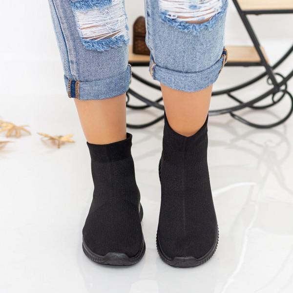 Pantofi Sport Dama LI2A Black Mei