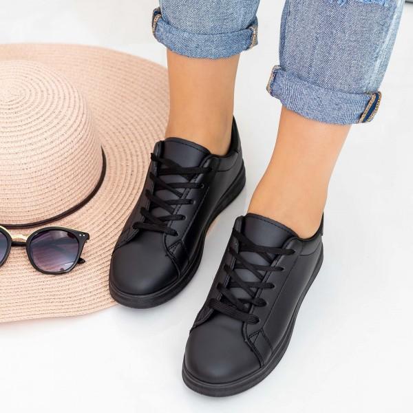 Pantofi Sport Dama WS173A All Black Mei