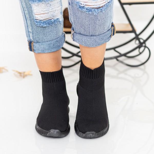 Pantofi Sport Dama XY30 Black Mei