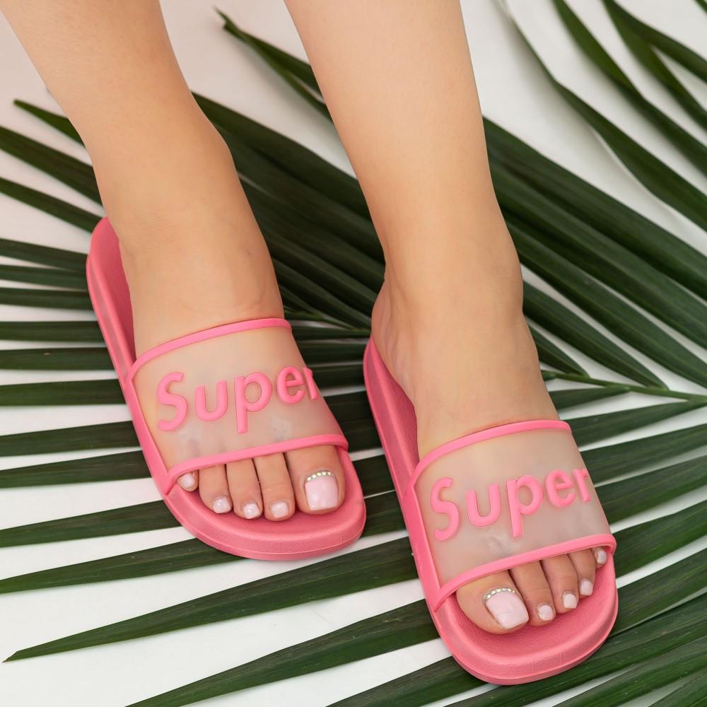 Papuci Dama 1001 Pink CityKiddy